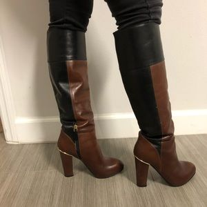 Shoes - Ladies Leather Boots